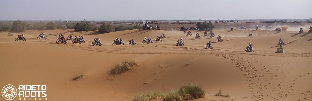 Dunes 5 stage Dakar Series