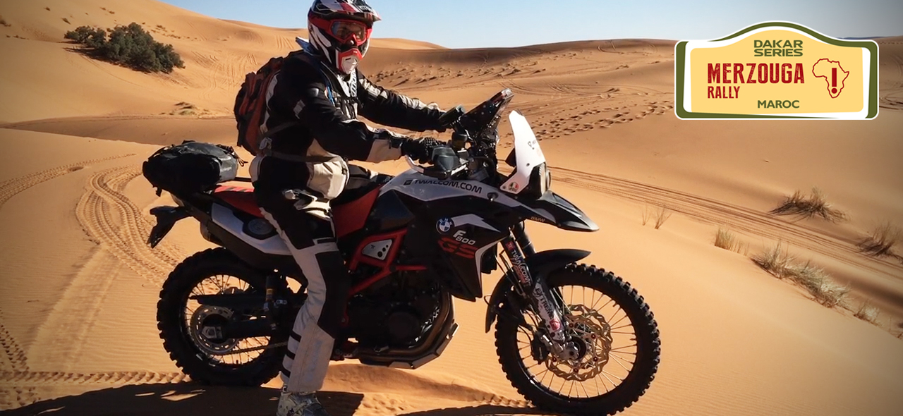 Merzouga Rally Dakar Series Training #4