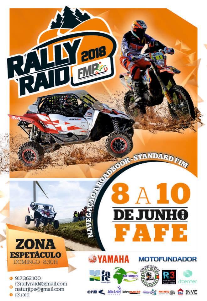Rally Raid CNRR, 2018