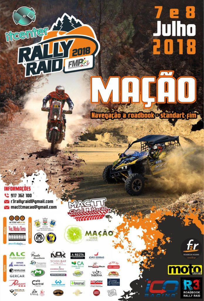 CNRR Maçao 2018